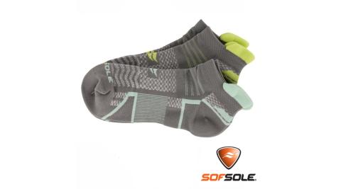 【SOFSOLE 美國】女款 (2雙1組) 運動襪、跑步襪 休閒襪 SS29804 SS29767