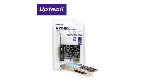 Uptech 登昌恆 AX990-1P Parallel 擴充卡