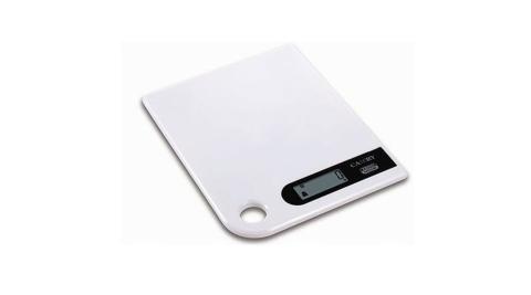 CAMRY 數位廚房料理秤-白色 D807110