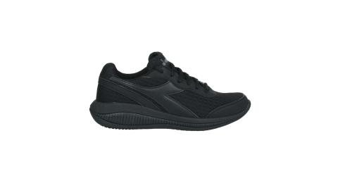DIADORA 女慢跑鞋-路跑 運動 黑@DA176894-C0200@