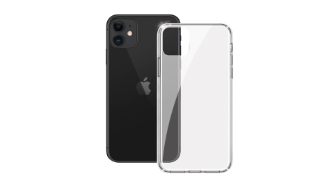 ACEICE for iPhone 11 6.1吋 全透晶瑩玻璃水晶防摔殼