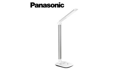 【Panasonic 國際牌】觸控式三軸旋轉LED檯燈 HH-LT060809(太空銀)
