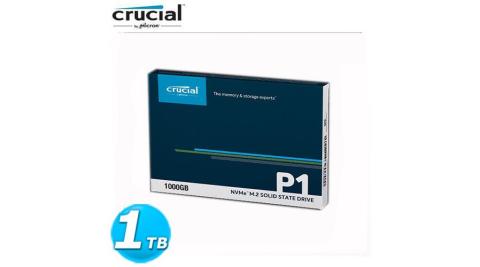 Micron Crucial P1 1TB SSD