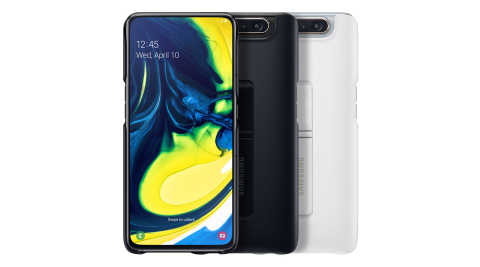 SAMSUNG Galaxy A80 原廠立架式背蓋 (台灣公司貨)