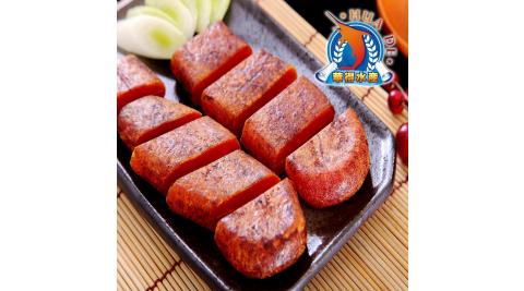 《東港華得》碳烤一口包野生烏魚子禮盒