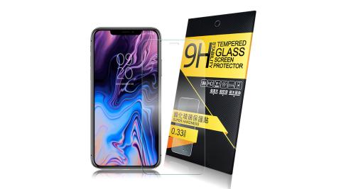 NISDA for iPhone Xs Max 6.5吋 鋼化9H玻璃螢幕保護貼-非滿版