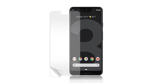 Monia Google Pixel 3 XL 高透光亮面耐磨保護貼 保護膜(非滿版)