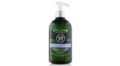 L'OCCITANE 歐舒丹 草本平衡洗髮乳(500ml)-百貨公司貨