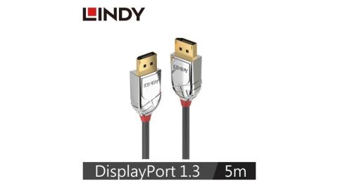 LINDY林帝 CROMO LINE DISPLAYPORT 1.3版 公 TO 公 傳輸線 5M