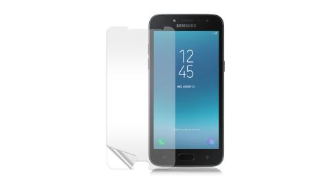 VXTRA 三星 Samsung Galaxy J4 高透光亮面耐磨保護貼 保護膜