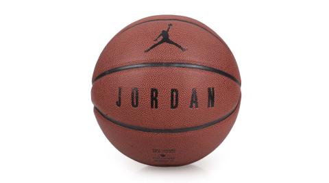 NIKE JORDAN ULTIMATE 8P 7號籃球-籃球 飛人喬丹 咖啡黑@JKI1284207@