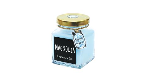 日本John's Blend 室內香氛擴香膏(135g/瓶)(白玉蘭花MAGNOLIA)