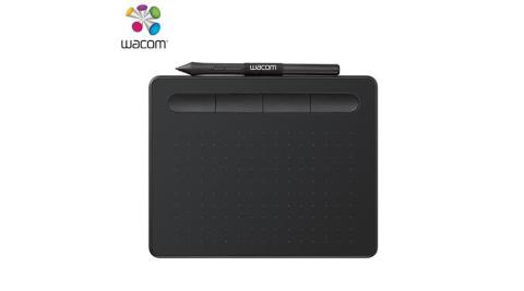 Wacom Intuos Basic 入門版 繪圖板 CTL-4100 (黑)