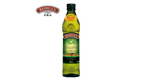 【百格仕】阿爾貝吉納原味橄欖油500ML