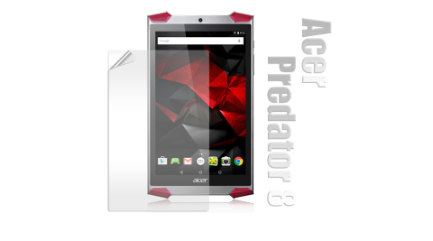 Monia Acer Predator 8 / GT-810 8吋 高透光亮面耐磨保護貼