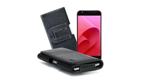 XM ASUS ZenFone 4 Selfie Pro ZD552KL 5.5吋 麗緻真皮腰掛皮套