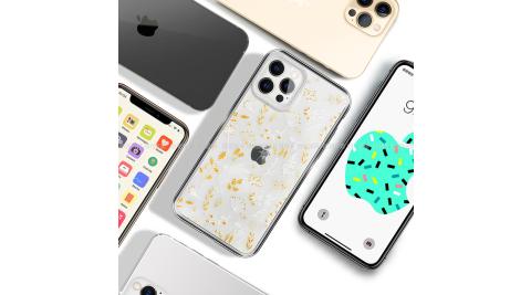 MOOTUN for iPhone 12 / 12 Pro 6.1 防護晶透保護殼 -秋日樹葉