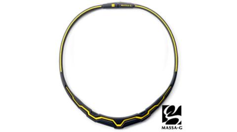 MASSA-G【 極光系列-Yellow】 鍺鈦項圈