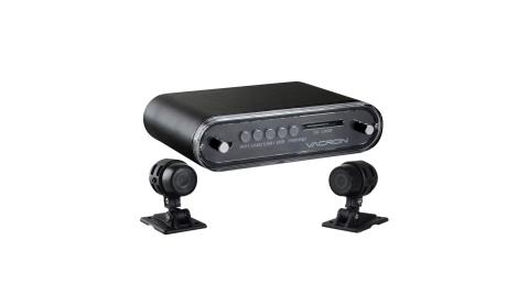 VACRON守護眼 VVG-MDE31A 雙鏡頭行車紀錄器 (送8G Class10記憶卡)