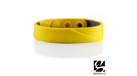 MASSA-G【ARC Solo-Mustard】鍺鈦手環