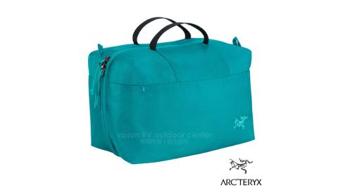 【加拿大 ARC'TERYX 始祖鳥】INDEX 5 + 5 雙隔層旅行袋.打理包.行李收納袋.裝備袋_13976 藍霓虹燈魚