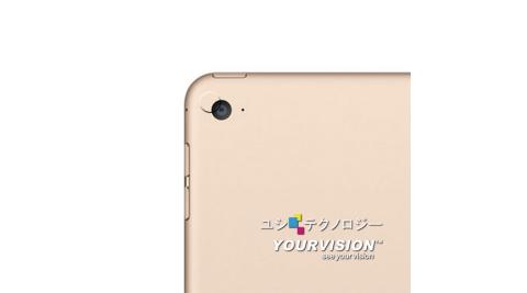iPad Air 2 攝影機鏡頭光學保護膜-贈拭鏡布