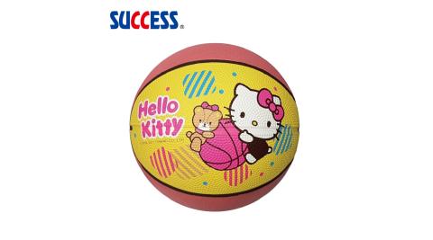 成功 KITTY3號兒童籃球(附球針、球網)A101