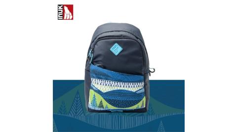 【INUK】極地冒險 | NORDIC ADVENTURE Hardanger BL | 後背包 17L 休閒包/旅遊包/後背包