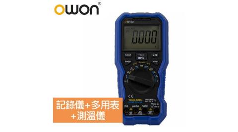 owon OW18E 全新四位半手持式數位電表