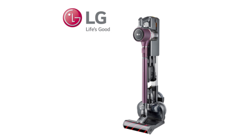 LG 樂金 CordZero™ A9+ 快清式濕拖無線吸塵器A9PADVANCE2 (華麗紫)