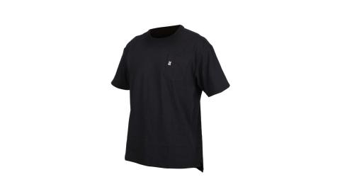 MIZUNO 男1906系列短袖T恤-休閒 慢跑 台灣製 美津濃 黑白@D2TA000109@