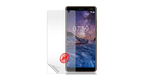 Monia Nokia 7 Plus 6吋 防眩光霧面耐磨保護貼