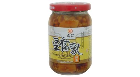 《丸莊》甜酒豆腐乳-非基因改造(共六罐)