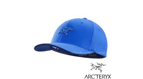 【加拿大 ARC'TERYX 始祖鳥】Embroidered Bird Cap 經典LOGO棒球帽.休閒帽.遮陽帽.鴨舌帽/7978 幻覺藍 D