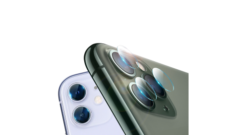 For iPhone 11/iPhone 11 Pro/iPhone 11 Pro Max 鏡頭防刮保護貼 (3入一組)