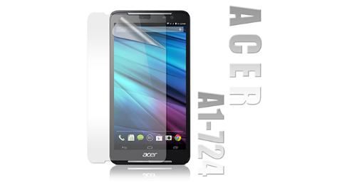 『平板高透光亮面』ACER Iconia Talk S A1-724 高透光亮面耐磨保護貼
