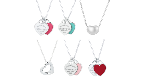 Tiffany&Co. 經典款925純銀項鍊(6款任選)