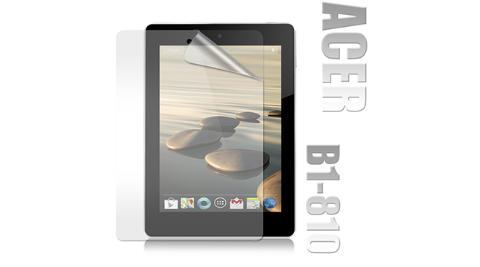 『平板高透光亮面』Acer Iconia One 8 / B1-810 高透光亮面耐磨保護貼