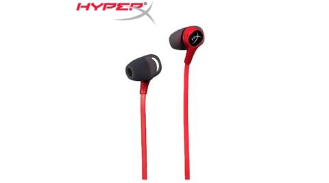 HyperX Cloud Earbuds 入耳式耳機 (HX-HSCEB-RD)