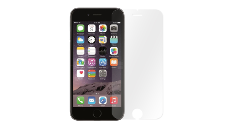 iPhone6/6s專用 2.5D 9H 高清防爆鋼化玻璃膜