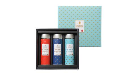 臻藏 台灣人氣茶包禮盒 (日月潭紅茶+凍頂烏龍茶+舒活烏龍茶)