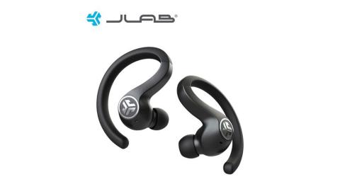 JLAB JBUDS AIR SPORT 真無線藍牙耳機(黑色)