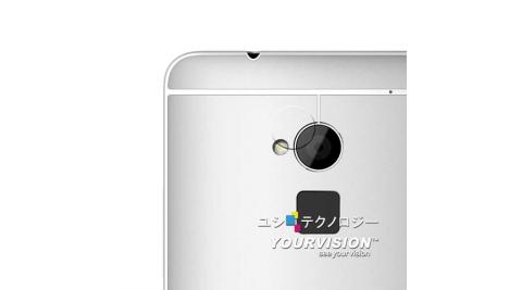 HTC One max T6 803S 攝影機鏡頭專用光學顯影保護膜-贈拭鏡布