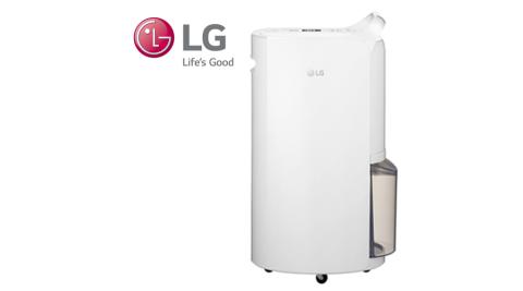 LG樂金18公升PuriCare WiFi遠控變頻除濕機 -白 MD181QWK1