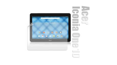 宏碁 ACER Iconia One 10 吋 / B3-A10 高透光亮面耐磨保護貼