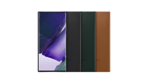 SAMSUNG Galaxy Note20 Ultra 原廠皮革背蓋 (公司貨-盒裝)