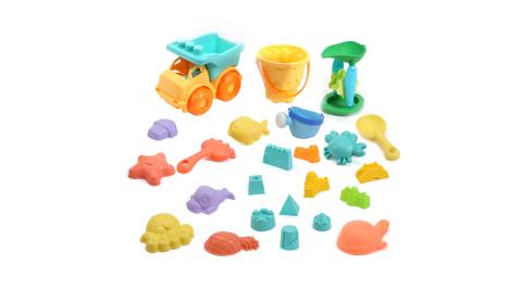 CuteStone 兒童沙灘戲水玩具組合