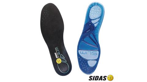 【SIDAS】Gel 動態緩震凝膠 薄型軟Q鞋墊 休閒鞋、帆布鞋適用 鞋墊
