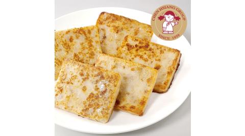 《禎祥食品》芋頭糕 (10片/包,共3包)