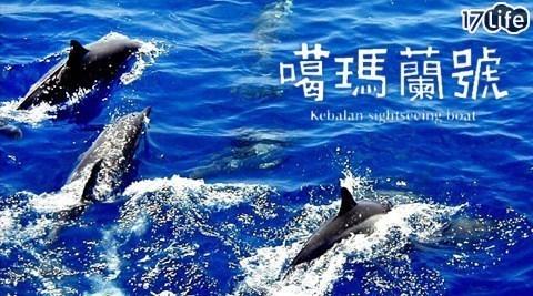 噶瑪蘭/賞鯨/假日不加價/親子/全家/消暑/暑假/宜蘭/龜山島